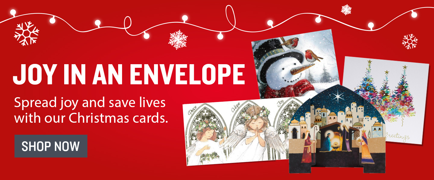 Christmas Cards from the British Heart Foundation