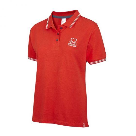 British Heart Foundation Polo Shirt, Women's