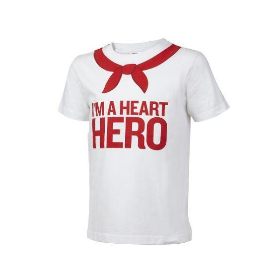 Heart Hero T-Shirt, Kid's