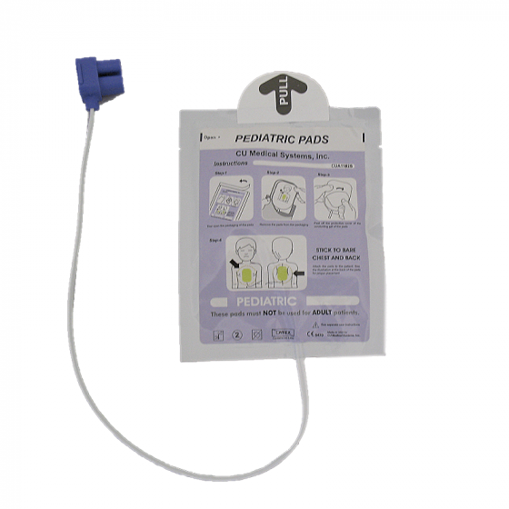 Image of IPAD SP1 Multifunctional Electrode Pads (Child Only)