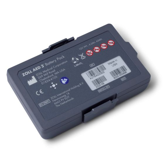 Image of AED 3 battery pack