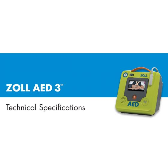 Aed-3-technical-specifications