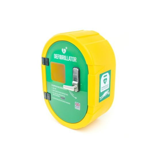 External Defibsafe2 Cabinet with Heating (Unlocked)