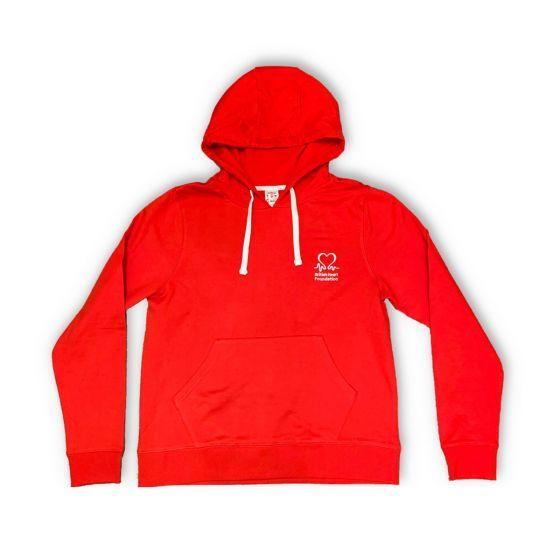 Women's Red Hoodie