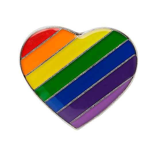 Pride Pin Badge