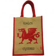 Welsh Jute Bag