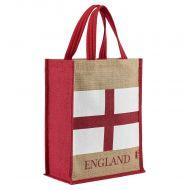 St George's Jute Bag