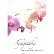 Image for With Sympathy & Understanding Card
