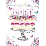Welsh Birthday Card