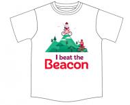 London to Brighton Beat the Beacon T-Shirt - Unisex