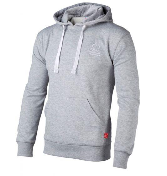 Grey BHF Hoody, Men's