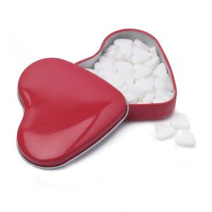 Image for Heart Tin Of Mints