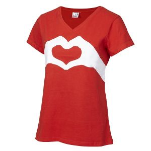 Image for Hand Heart T-Shirt, Women's