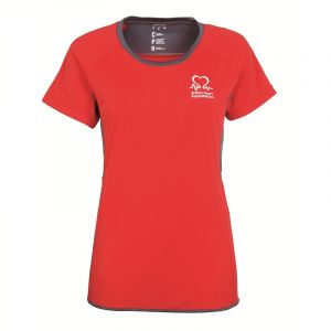 BHF Running T-Shirt, Women's