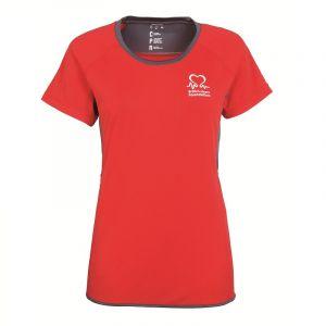 BHF Running T-Shirt, Women's