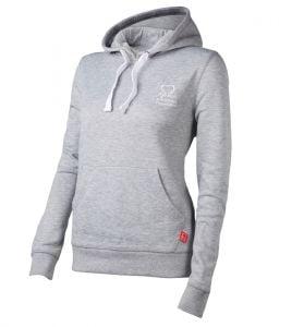 Image for Grey Branded Hoody, Women's