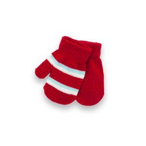 Girls 2pk Red Mittens
