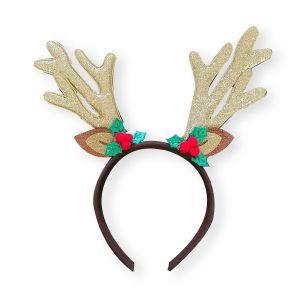 image-of-gold-reindeer-ears-headband
