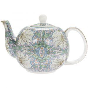 William Morris Pimpernel Print Teapot