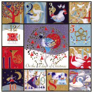 Windows 12 Days of Christmas Cards