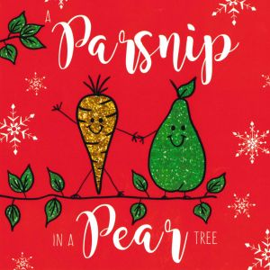 Parsnip in a Pear Tree Christmas Cards