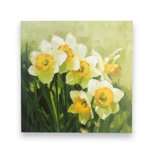 Daffodils Greetings Card