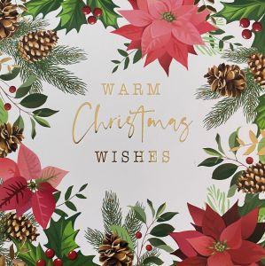Christmas Floral Christmas Cards