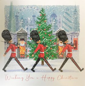 Happy Christmas from London Christmas Cards