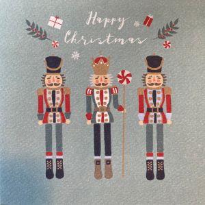 Christmas Nutcracker Christmas Cards