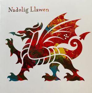 Nadolig Llawen Dragon Christmas Cards