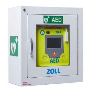 ZOLL Standard Defibrillator Wall Cabinet