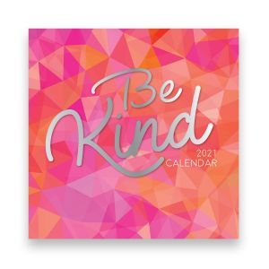 Be Kind 2021 Calendar