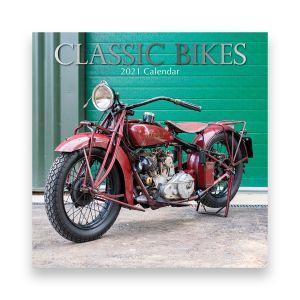 Classic Bikes 2021 Calendar