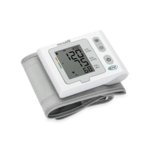Microlife BP W2 Slim Wrist Blood Pressure Monitor