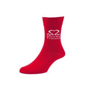 Image for British Heart Foundation Socks