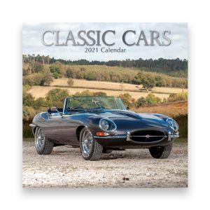 Classic Cars 2021 Calendar