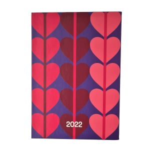 2022 Heart Charity Diary B6 Size