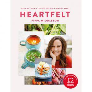 Heartfelt, Healthy Recipe Book by Pippa Middleton