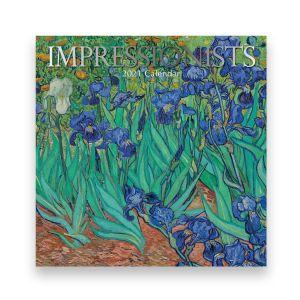 Impressionists 2021 Calendar