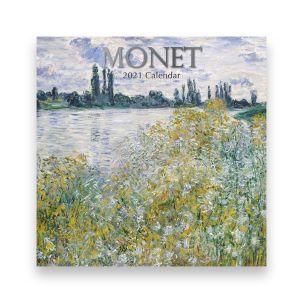 Monet 2021 Calendar