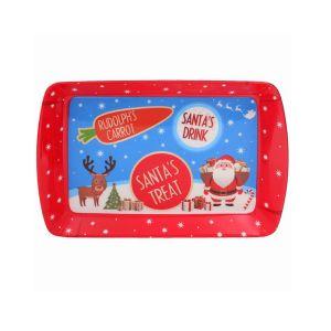 Plate for Santa