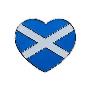 Image for Scottish Heart Pin Badge