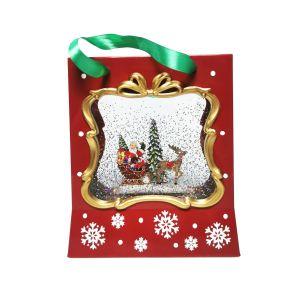 Winter Lantern Gift Bag