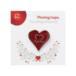 image-of-red-glitter-wedding-pin-badge