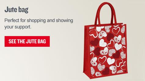 Wear It. Beat it. Jute Bag