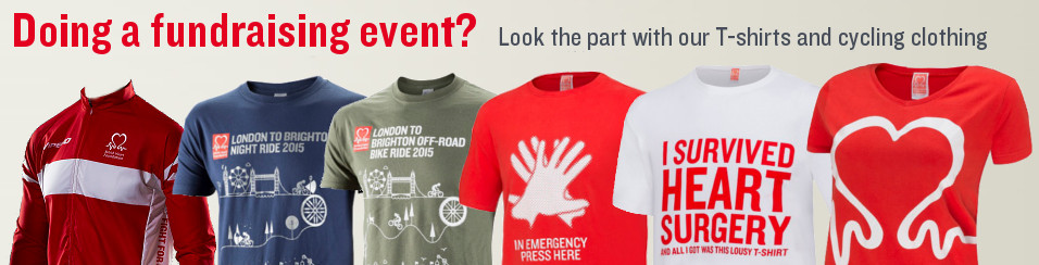 Fundraising Events Clothing