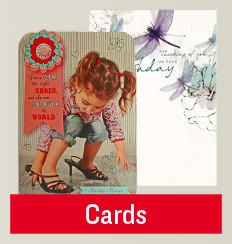 Birthday Cards & Greetings Cards