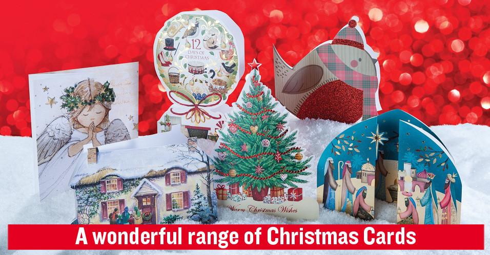 Shop for BHF Christmas Cards