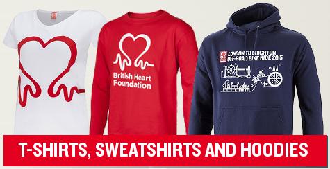 T-shirts, Sweatshirts, Hoodies