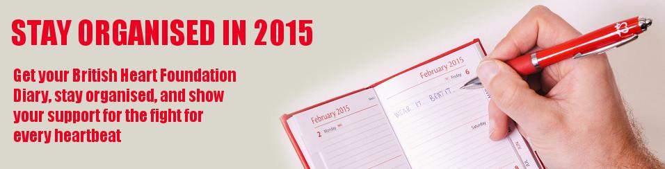BHF 2015 Diary